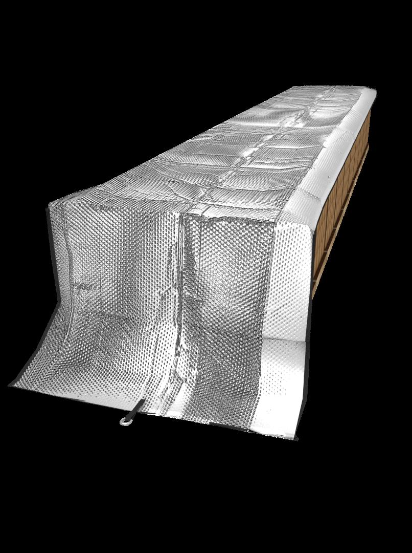 Suretemp Premium Container Blanket Thermal Quilt